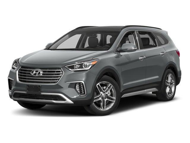 2017 Hyundai Santa Fe Se Ultimate Hurricane Wv Huntington Ironton Ashland West Virginia
