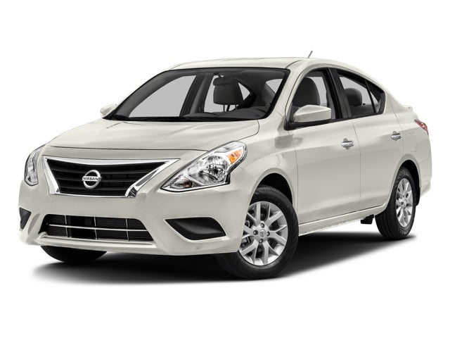 2017 nissan versa sedan 1.6 s plus w/cruise control hurricane wv