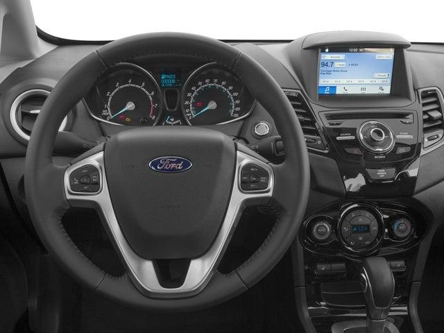 2017 Ford Fiesta Titanium Hurricane Wv Huntington Ironton Ashland
