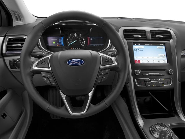 2018 Ford Fusion Hybrid Se In Hurricane Wv Dutch Miller Auto Group
