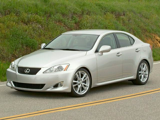 2007 Lexus IS 250 250 In Hurricane, WV   Dutch Miller Auto Group