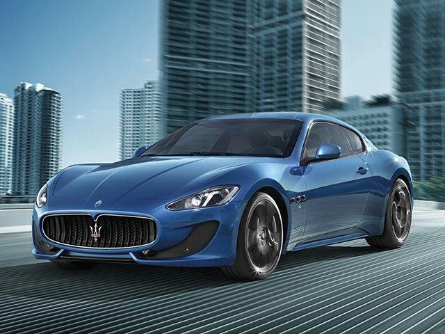 2013 Maserati GranTurismo Sport Hurricane WV | Huntington Ironton ...