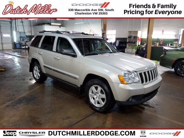 2010 Jeep Grand Cherokee Laredo Huntington Wv Wv Ashland Ky Hurricane Wv Ironton Oh West Virginia 1j4pr4gk4ac123314
